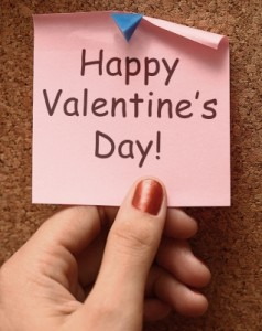 What are your #ThreeWords for your Valentines-at-work?