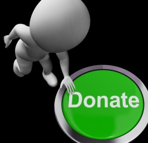 Kindness #29. Donate time, money, and supplies to an organization in need.