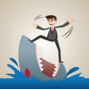Don't let the Work Sharknado blow your appreciation intentions into disarray!